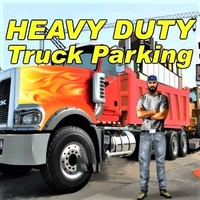 Heavy Duty Truck Parking