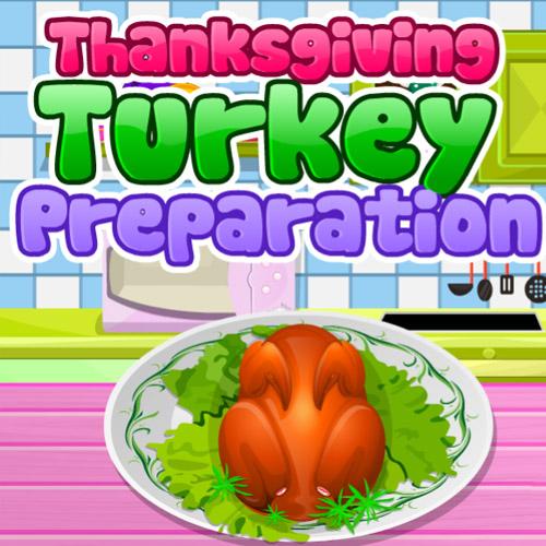 Thanksgiving Turkey Preparation
