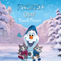 Frozen Olaf: Beach Resort