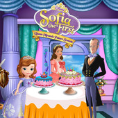 Sofia The First: Queen Miranda Palace Sweets