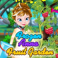 Frozen Anna: Fruit Garden