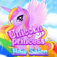 Unicorn Princess: Hair Salon