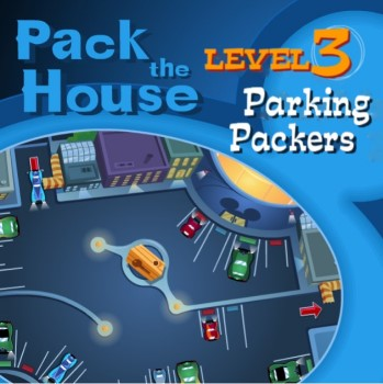 Pack the House Level 3: Parking Parkers