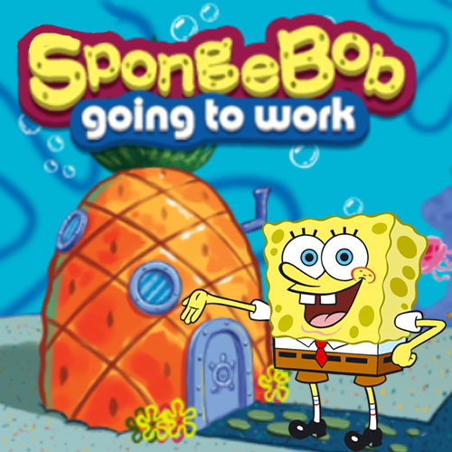 SpongeBob: Going To Work