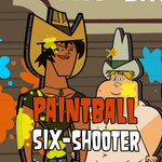 Paintball Six-Shooter