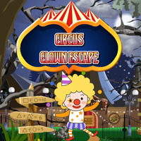 Circus Clown Escape
