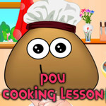 Pou: Cooking Lesson