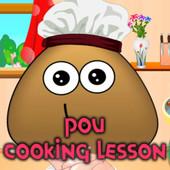 Pou: Cooking Lesson