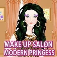 Make Up Salon: Modern Princess