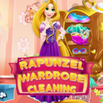 Rapunzel: Wardrobe Cleaning