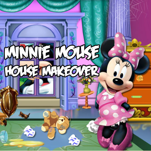 Minnie Mouse: House Makeover
