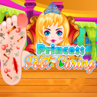 Princess: Foot Surgery