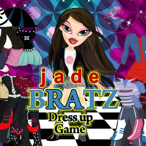 Jade Bratz Dress Up Game