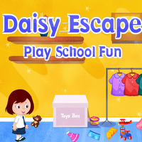 Daisy Escape: Play School Fun