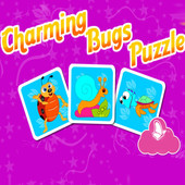 Charming Bugs Puzzle