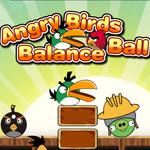 Angry Birds Balance Ball