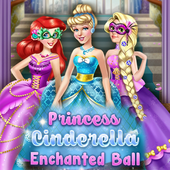 Princess Cinderella: Enchanted Ball