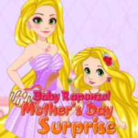 Baby Rapunzel: Mother's Day Surprise