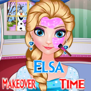 Elsa: Makeover Time