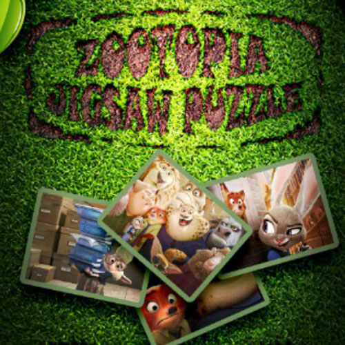 Zootopia: Jigsaw Puzzle