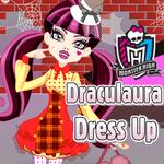 Monster High: Draculaura Dress Up