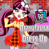 Monster High: Draculaura Dress Up