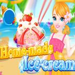 Home-made Ice-cream