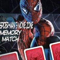 Spider-man 3 Move Zone: Memory Match