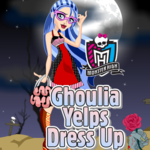 Monster High: Ghoulia Yelps Dress Up