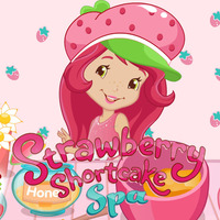 Strawberry Shortcake: Spa