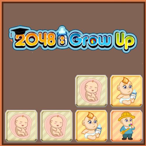 2048: Grow Up