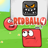 Spiele-Trends,You can play Red Ball 4 Vol.1 on UGameZone.com for free. Move the friendly red ball through all stages in order to defeat the evil black square. On your way you have to collect lots of stars and overcome obstacles. Enjoy and have fun!