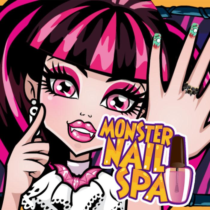 Monster: Nail Spa