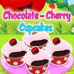 Chocolate-Cherry Cupcakes