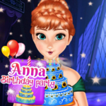 Anna: Birthday Party