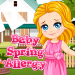 Baby: Spring Allergy