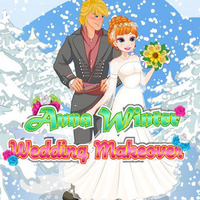 Anna: Winter Wedding Makeover