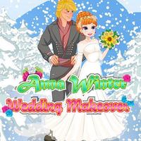 Anna: Winter Wedding Makeover