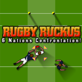 Rugby Ruckus 6 Nations Confrontation