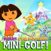 Dora's Star Mountain: Mini Golf