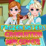 Frozen Sisters: Graduation Makeover