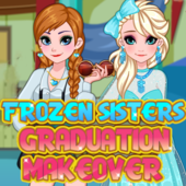 Frozen Sisters: Graduation Makeover