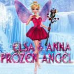 Elsa & Anna: Frozen Angel