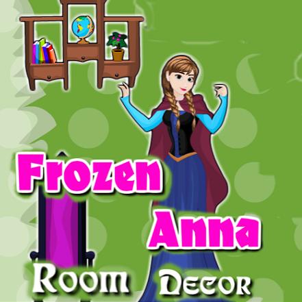 Frozen Anna: Room Decor