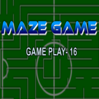 Maze Game Game Play - 16