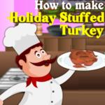 How to Make Holiday Stuffed Turkey