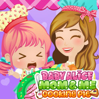 Baby Alice: Mommy & Me Cooking Pie