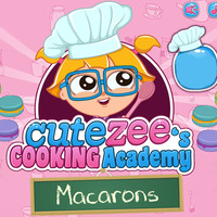 Cutezee's Cooking Academy: Macarons