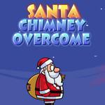 Santa Chimney Overcome