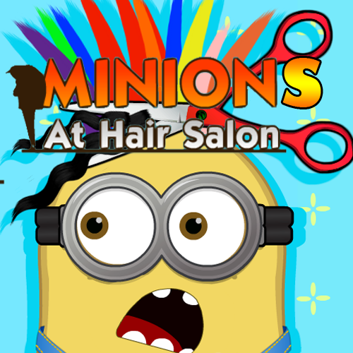Minions At Hair Salon